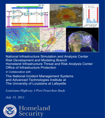Technical Reports National Incident Management Systems Advanced Technologies