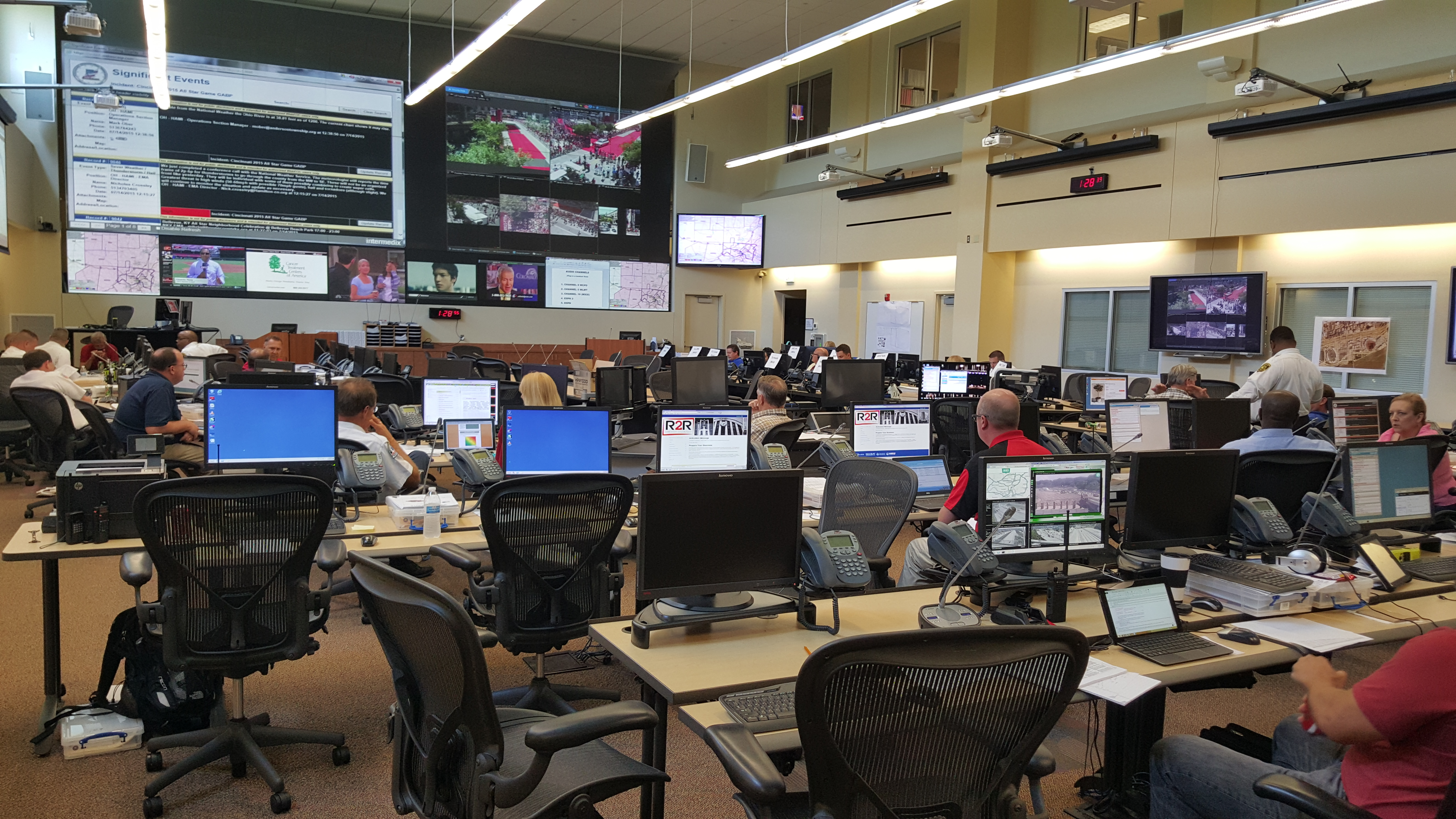 Next Generation Business Emergency Operations Center Next